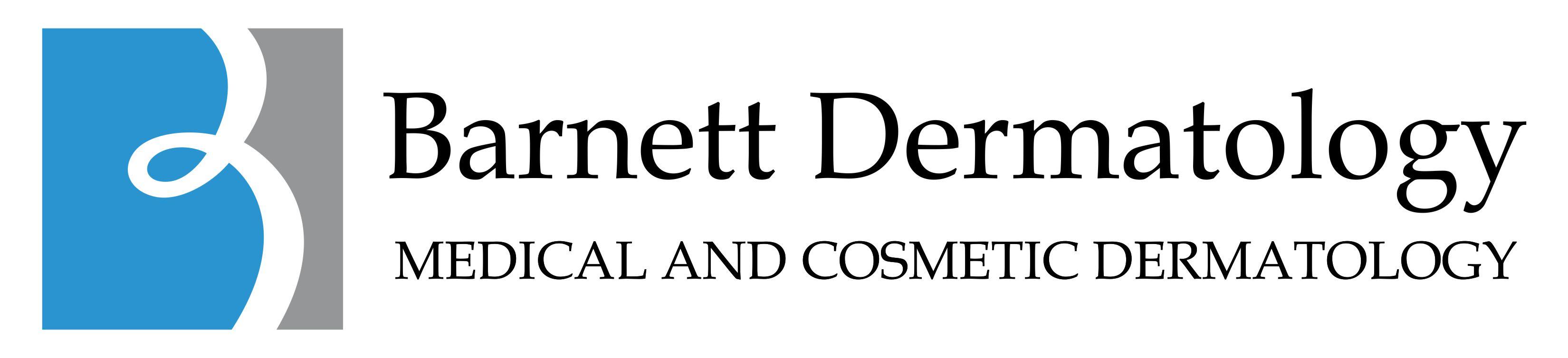 Barnett Dermatology Mobile Logo